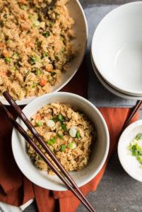 Cauliflower Fried Rice-5