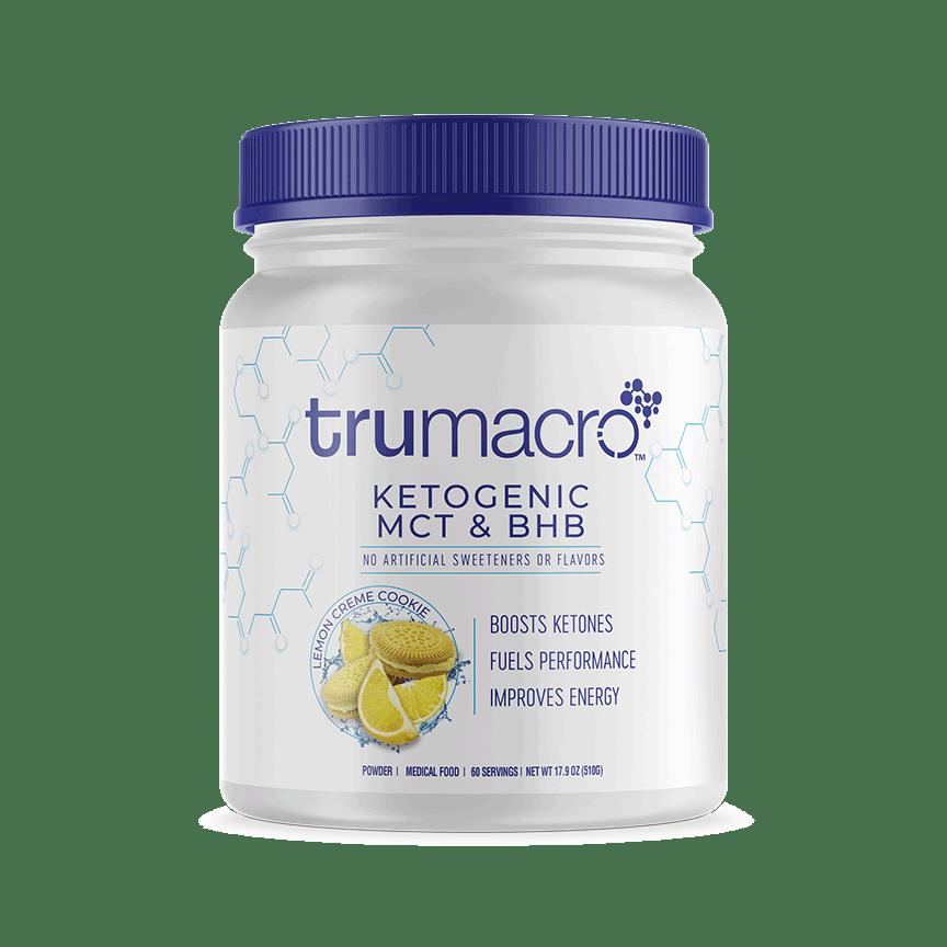 trumacro Ketogenic MCT + BHB