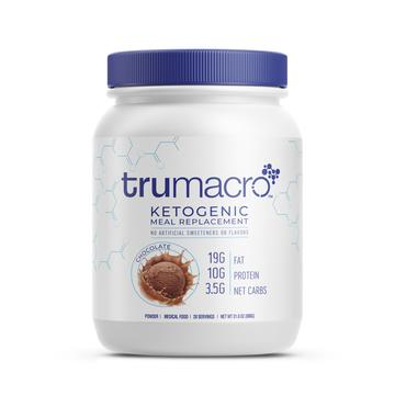 trumacro meal replacement - chocolate